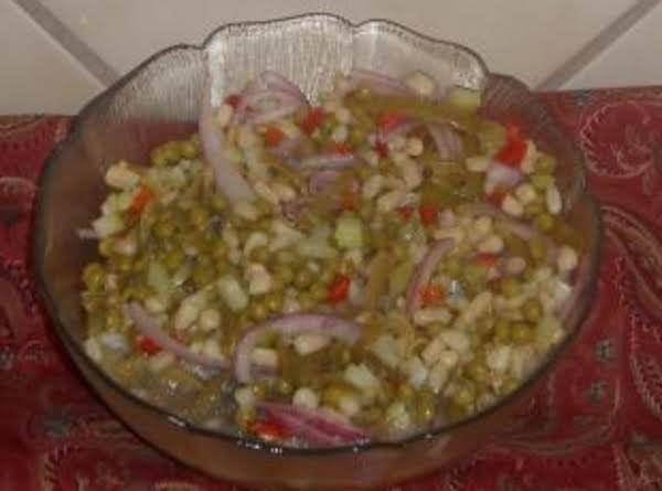 Delicious Veggie Salad