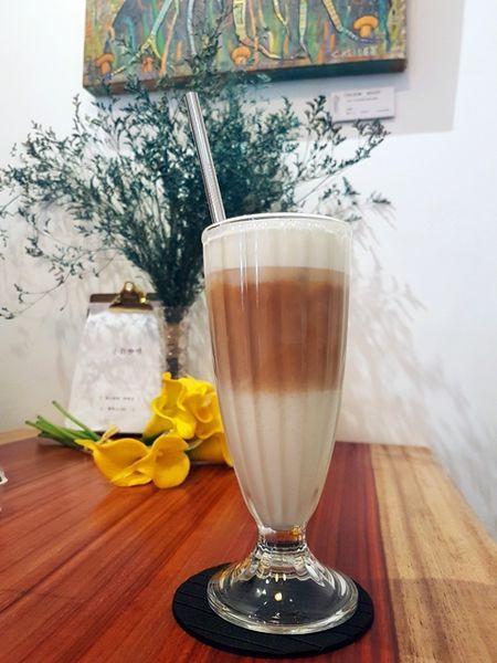 小白咖啡廳 - 藏於巷道小而美的午茶