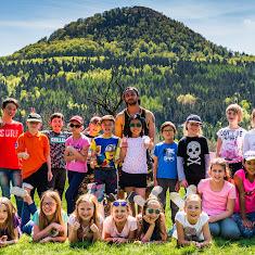 2018-04-16 až 23 Škola v přírodě SVOR 2.A, 2.B, 4.B, 5.B