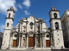 Photo: Havana - Catedral de la Habana