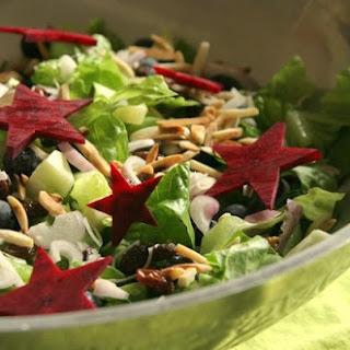 Star Spangled Salad.