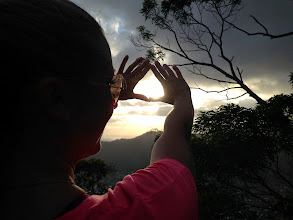 Photo: Chasing the sun