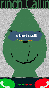 fake call from the grinch (the gringe) - náhled