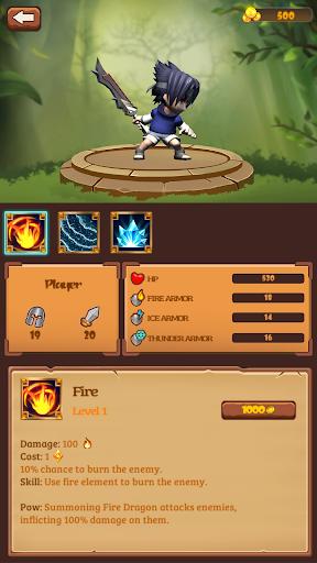 Gem warrior: Match 3 Adventure 3.0 {cheat|hack|gameplay|apk mod|resources generator} 3
