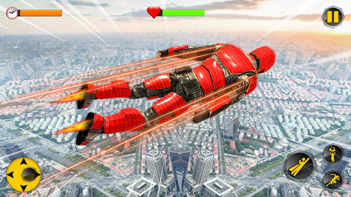 Super Speed Rescue Survival: Flying Hero Games 2 1.0 8