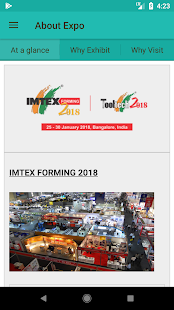 IMTEX Forming 2018 / Tooltech 2018 - náhled