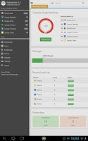 Screenshot of Spinbackup - Backup & Restore