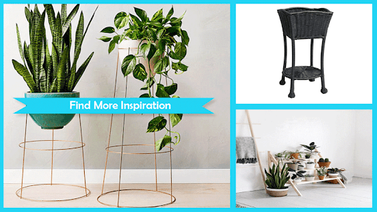 Easy DIY Plant Stand - náhled