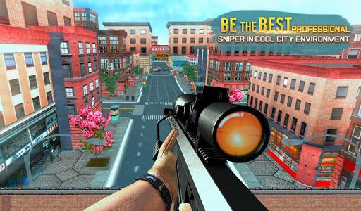 Mountain Sniper 3d Combat Shooting Criminal Attack 1.4 screenshots 6