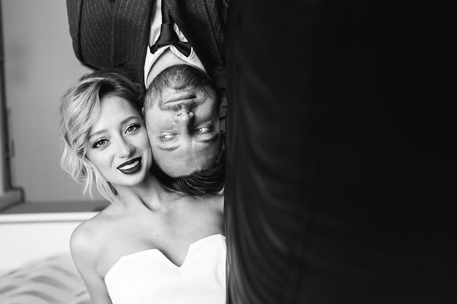 Wedding photographer Vladimir Barabanov (barabanov). Photo of 24.09.2018