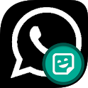 Free Stickers for WhatsApp (WAStickersApps) icon