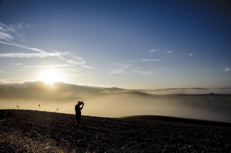 fotografare all'alba di gabrielecollini