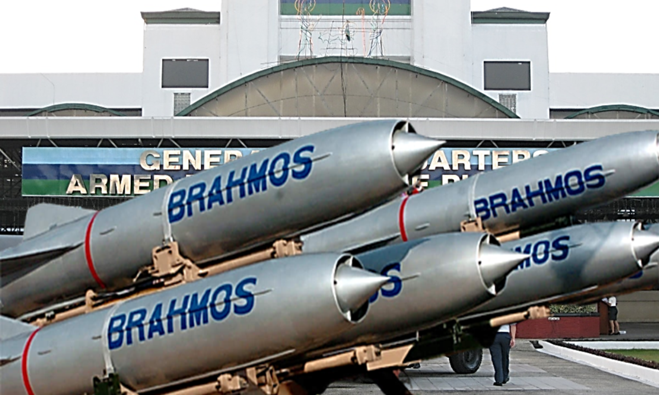 BrahMos Supersonic Missiles of the Armed forces of the Philippines