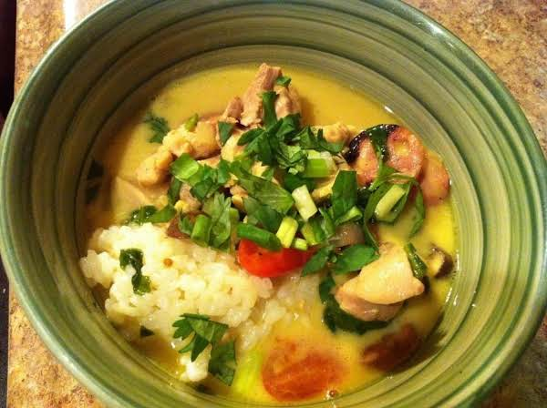 Thai Coconut Soup (tom Kha Gai) Recipe