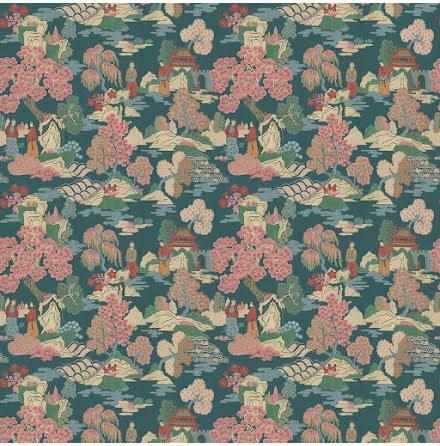 Japanese Garden av Linwood - blossom