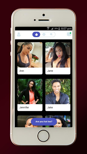 Nigeria Dating & Flirt Chat - Hookup with Singles 1.3.0 screenshots 2