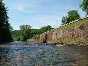 Photo: wzdłuż murów