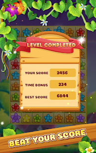 Download Flower Crush Jello – Match 3 Puzzle For PC Windows and Mac apk screenshot 5