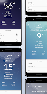 Download Clyma Weather: Simple, Multi-source and Accurate For PC Windows and Mac apk screenshot 8