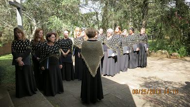 Photo: Mosteiro Trapista em Campo do Tenente (agosto 2013)