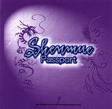 Photo: Shenmue Passport (In-game music)