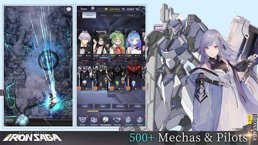 Iron Saga - Battle Mecha 2.27.3 screenshots 5