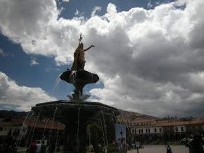 Photo: クスコ アルマス広場