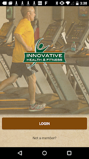 Innovative Health & Fitness- screenshot thumbnail