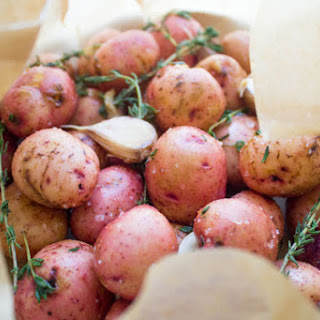 Slow Cooker Party Potatoes