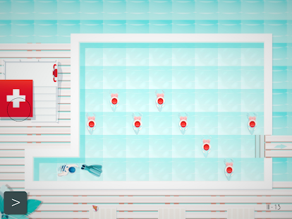 Swim Out Screenshot