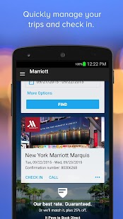 Marriott International- screenshot thumbnail