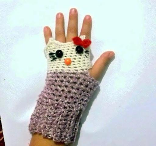 玩免費生活APP|下載DIY钩针婴儿手套 app不用錢|硬是要APP
