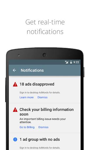 AdWords 1.9.1 screenshots 5