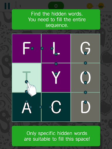 Find The Words - search puzzle with themes apkpoly screenshots 7