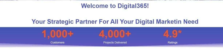 how to make digital marketing website