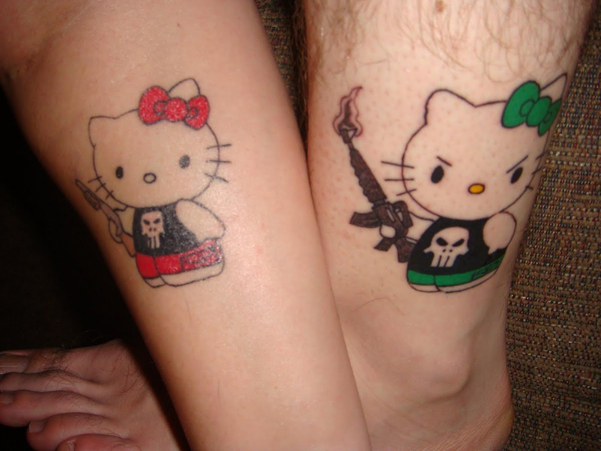 Tattoo ideas for married couples - Couple Tattoos Screenshot