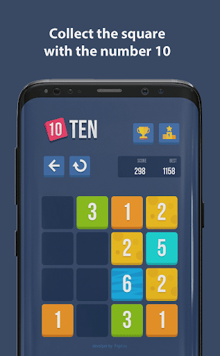 TEN 10 - puzzle game  screenshots EasyGameCheats.pro 1