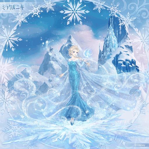 雪の女王★エルサ