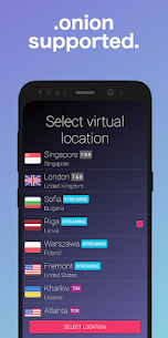 Free VPN & Proxy by 21 VPN App Download For Android 5