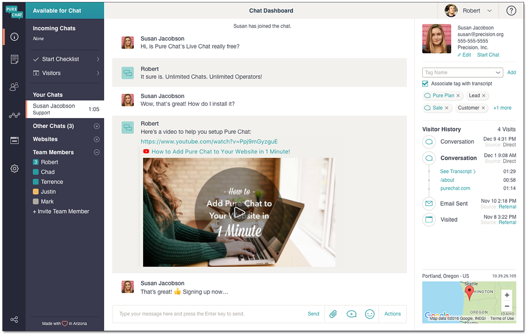 The 13 Best WordPress Live Chat Plugins in 2019 5