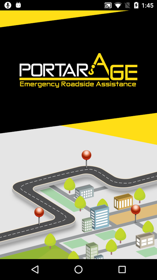 Portarage- screenshot