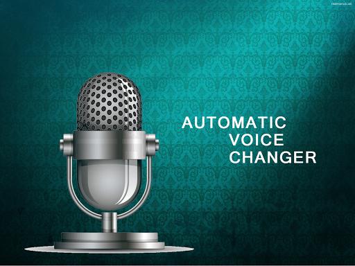 Automatic Voice Changer