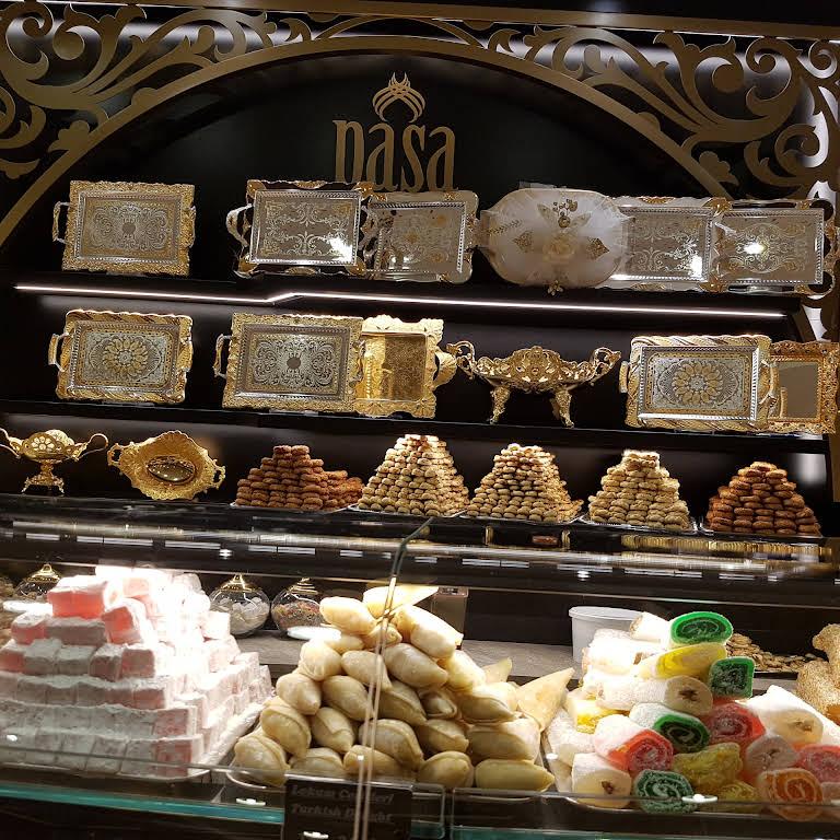 Paa Pastanesi Mannheim  Konditorei  Pastane