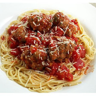 Meatballs For Spaghetti