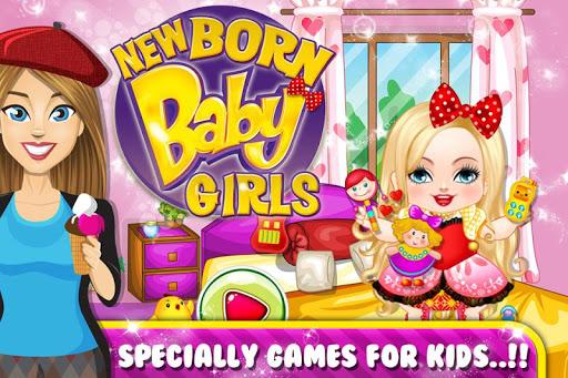 New Born Baby Girls