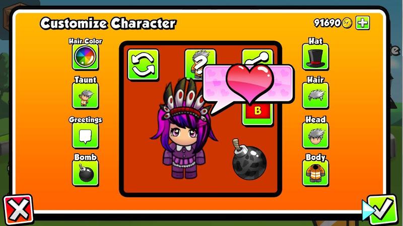Bomber Friends Screenshot 16
