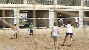 EDM Beach Tennis Almería.
