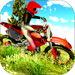 Motocross Beach Jumping Stunts Icon