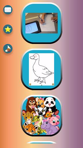 子供のための描画する方法