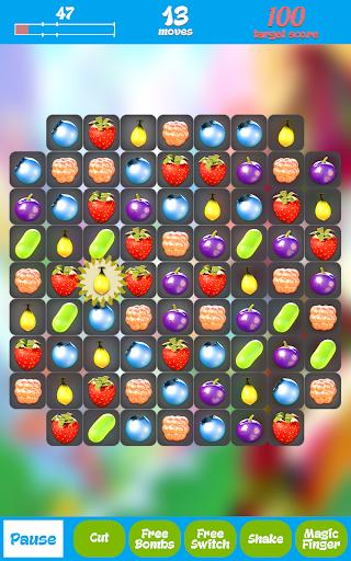 Candy Blast - Berry World